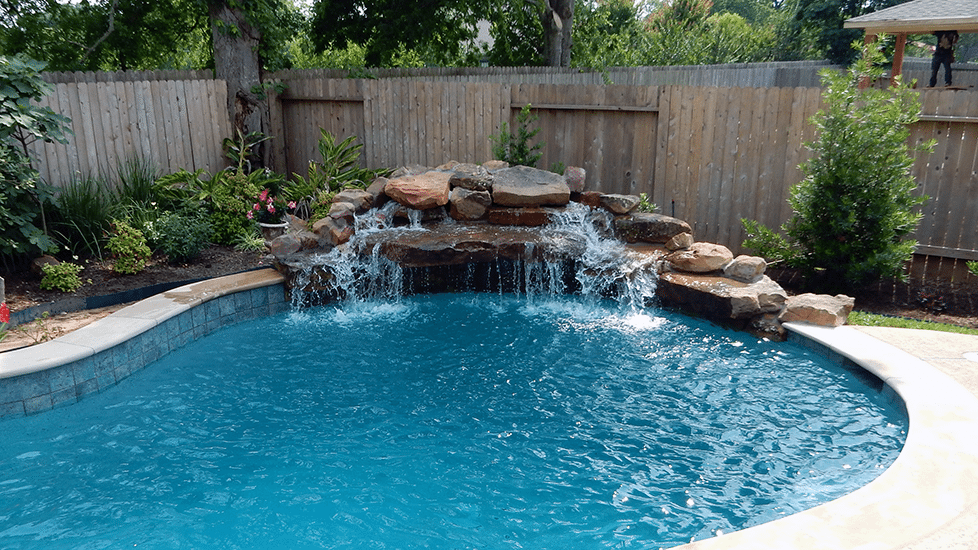 Free form rock pools my blog for Pool design richmond va